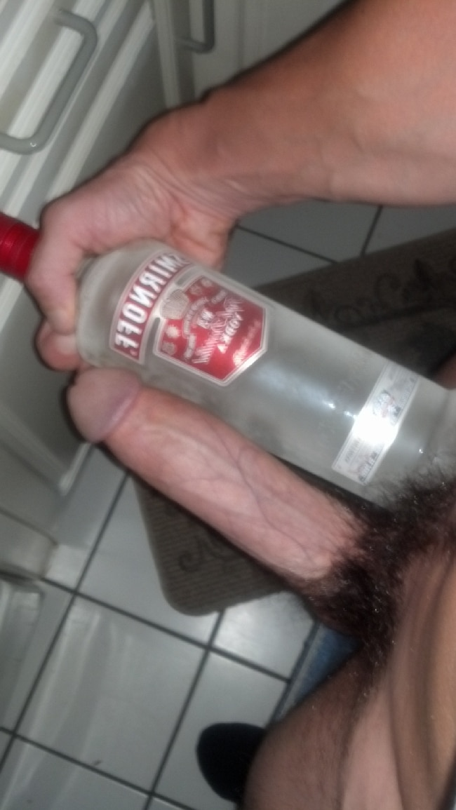 Cock And Bottle