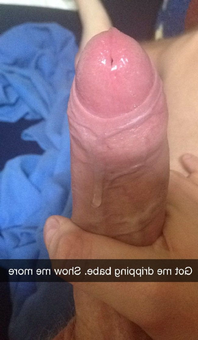 Cock With Sperm
