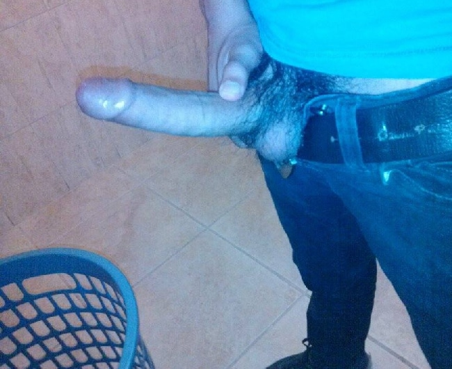 Very Big Uncut Cock